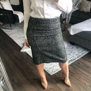 Express design studio tweed skirt Size 2